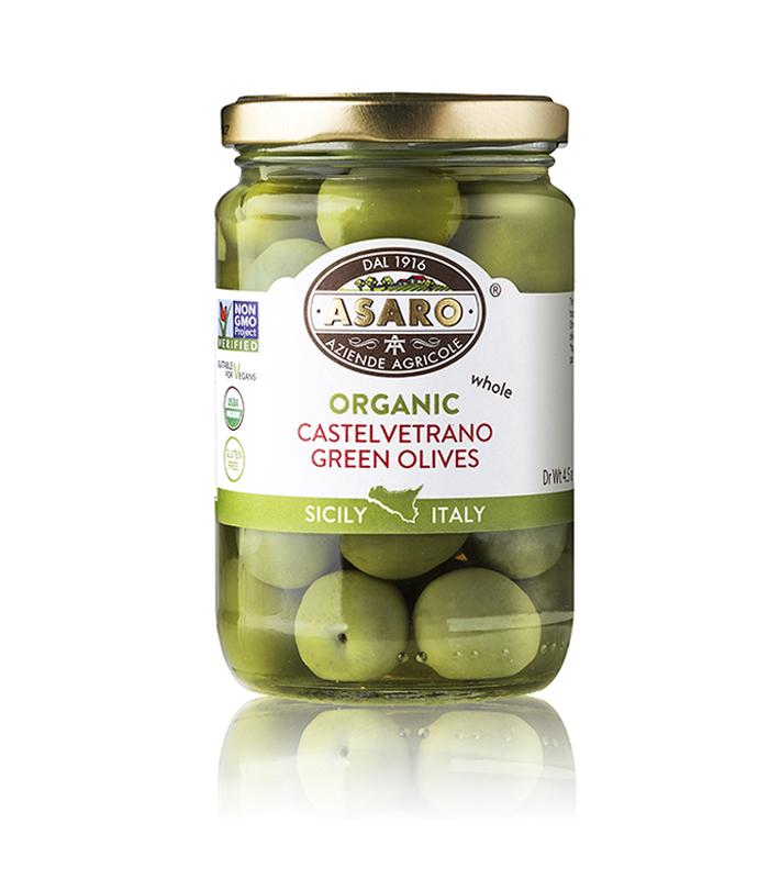 Castelvetrano Green Olives Whole