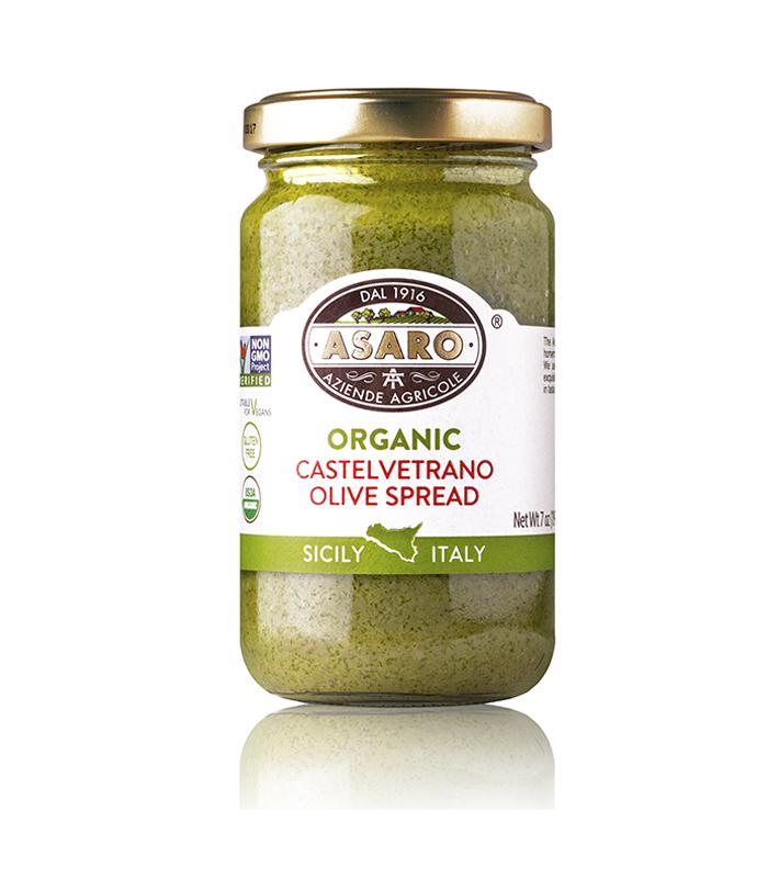 Castelvetrano Olive Spread