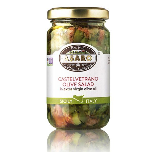 Castelvetrano Olive Salad