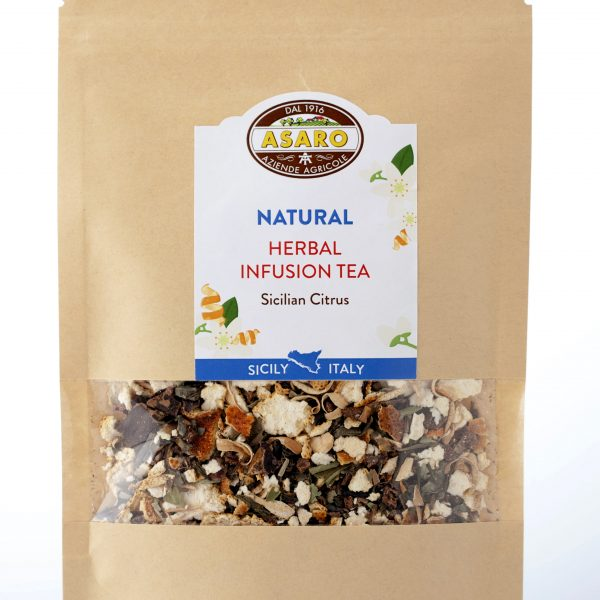 Herbal infusion tea