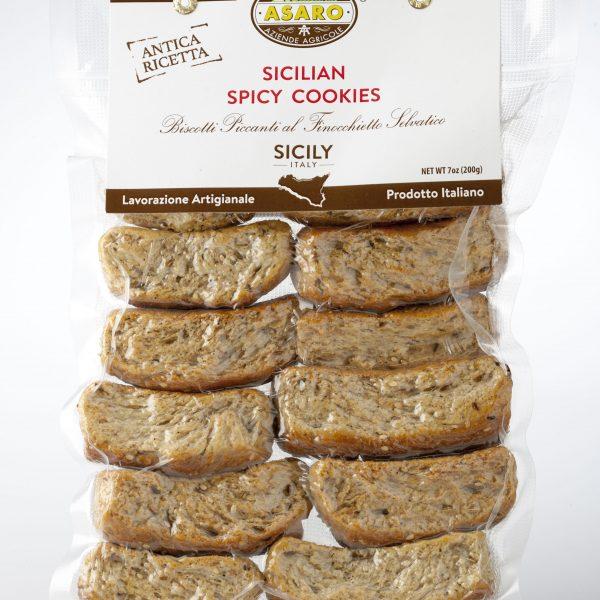 Sicilian Spicy Cookies