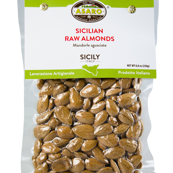 Sicilian Raw Almonds