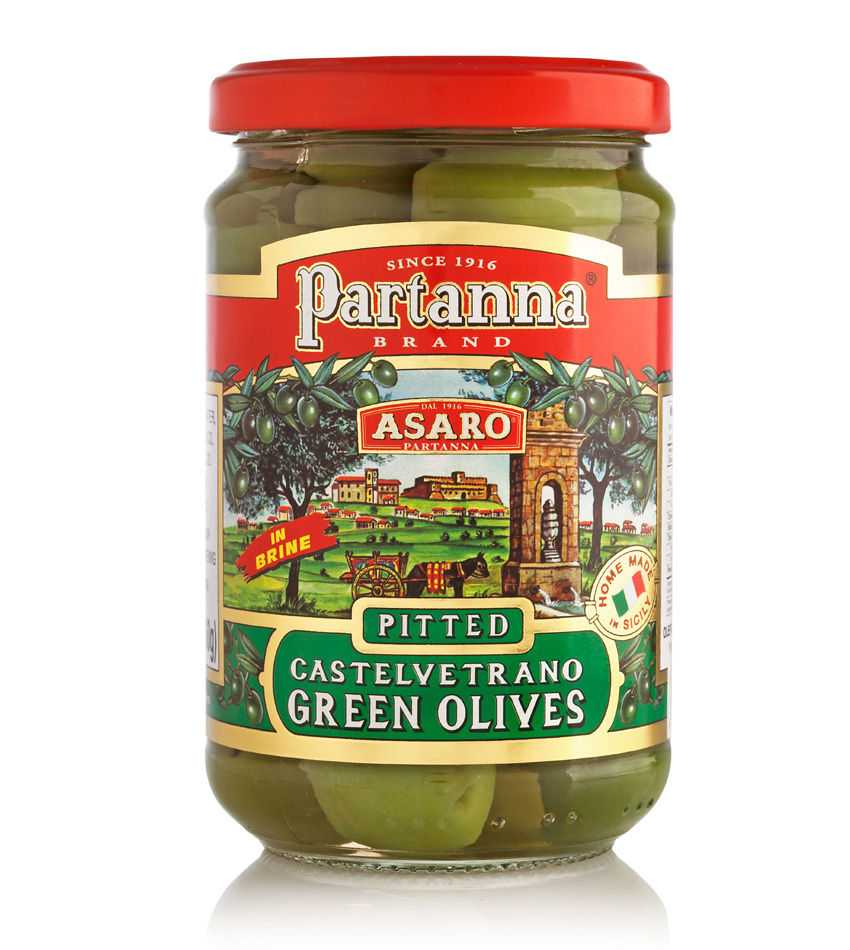 Partanna Pitted Olives